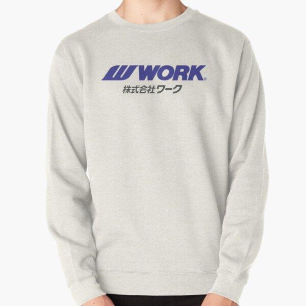 Work Wheels - JDM Pullover Sweatshirt