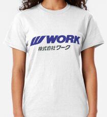 Arbeitsräder - JDM Classic T-Shirt