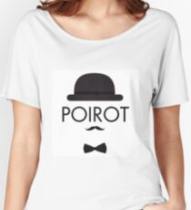 Poirot Women's Relaxed Fit T-Shirt
