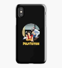 Pulp Fiction - Mia Circular Variant iPhone Case/Skin