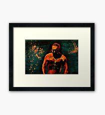 WDVP - 0023 - Stay Down Framed Print