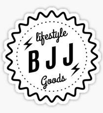 BJJ lifestyle goods Sticker