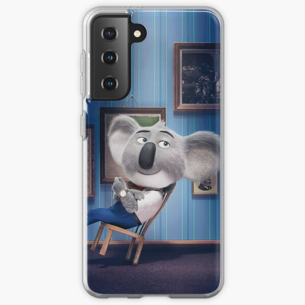 Buster Mond Samsung Galaxy Flexible Hülle