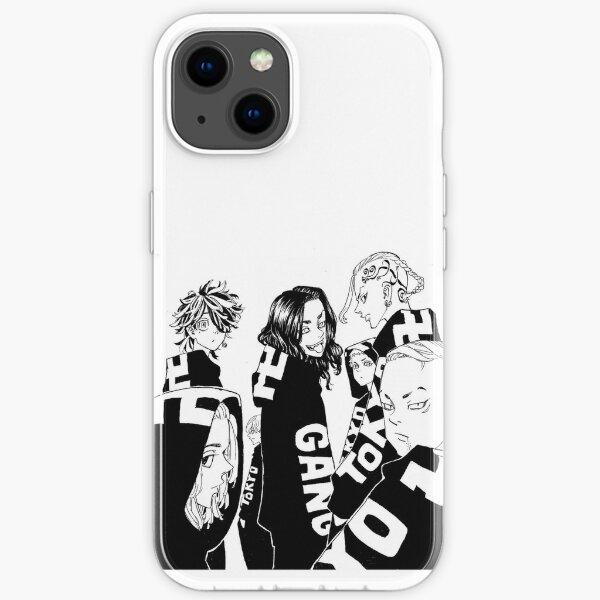 Tokyo Revenger anime iPhone Soft Case