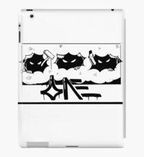 3 stooges iPad Case/Skin