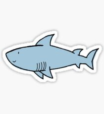 Shark Sticker