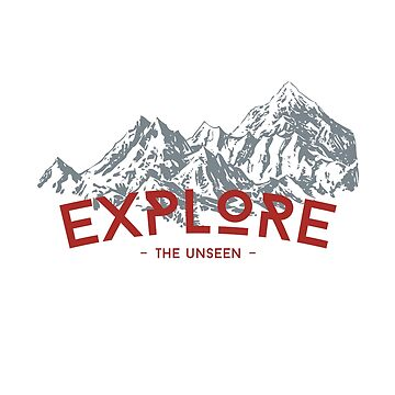 EXPLORE THE UNSEEN by magdam