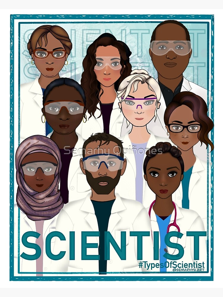 We are Scientists by semarhy