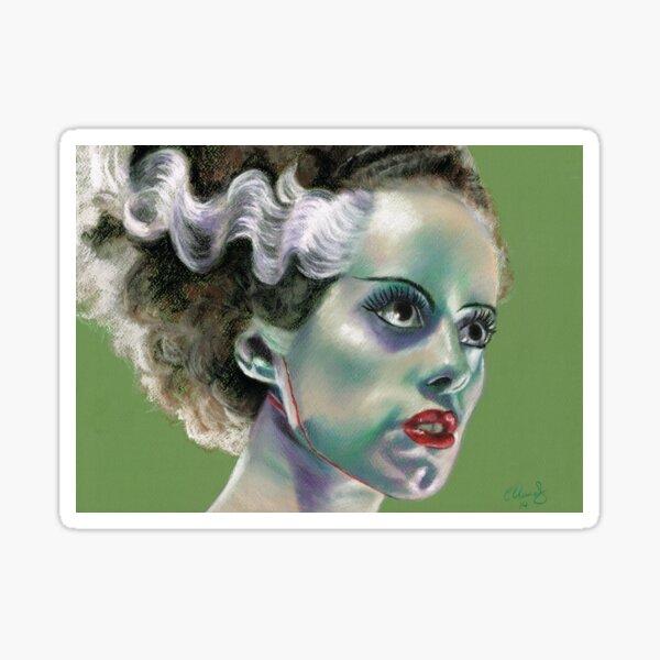 The Bride of Frankenstein Sticker