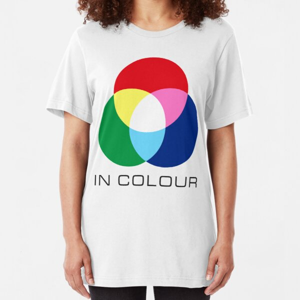 NDVH ATV In Colour Slim Fit T-Shirt