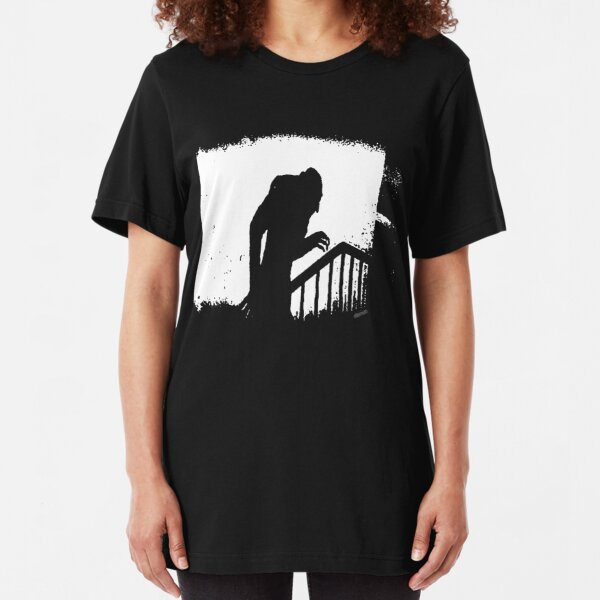 Nosferatu Slim Fit T-Shirt