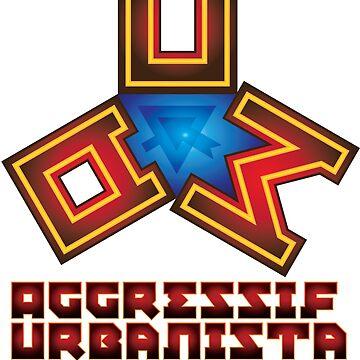 Aggressif Urbanista Movement by LeeinLimbo