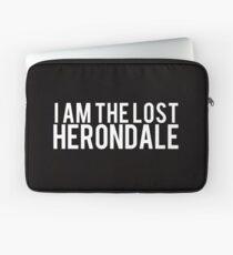 Lost Herondale Laptop Sleeve
