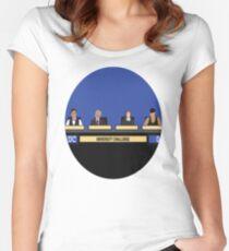 University Challenge Women's Fitted Scoop T-Shirt