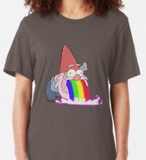 Camiseta ajustada Gravity Falls: Gnome Steve