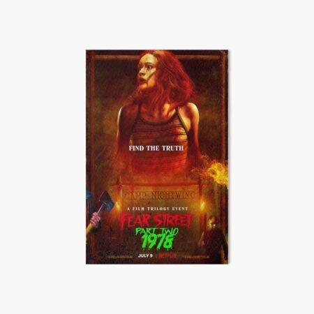 Fear Street Part Two - 1978 (2021) Movie Art Board Print