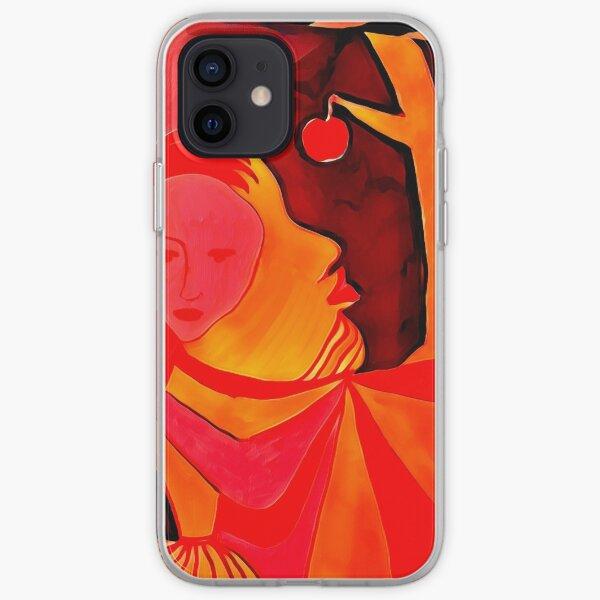 Stream of Consciousness Art iPhone Soft Case