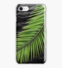 black ocean iPhone Case/Skin