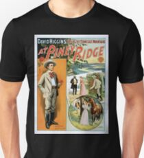 Performing Arts Posters David Higgins idyl of the Tennessee mountains At Piney Ridge 1231 Unisex T-Shirt