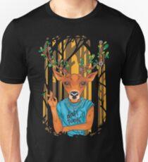 Deer parody daft punk  T-Shirt