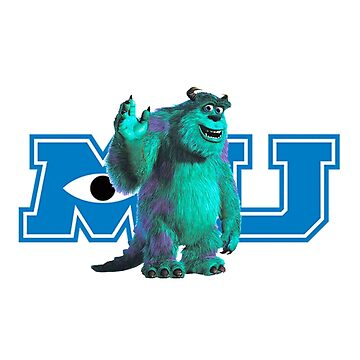 Sully Monsters Inc / University by DeanAgnew