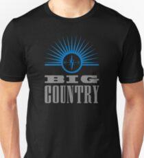 Big Country t shirt T-Shirt