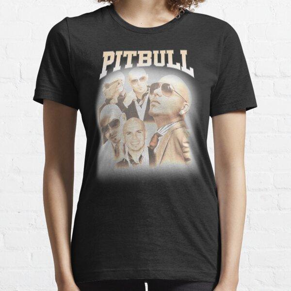 Mr. Worldwide - Pitbull Essential T-Shirt