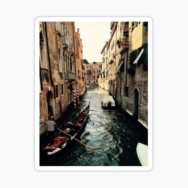 Italy, Venice Sticker