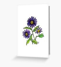 Flower Series #3 Greeting Card