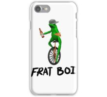 its Frat Boi iPhone Case/Skin