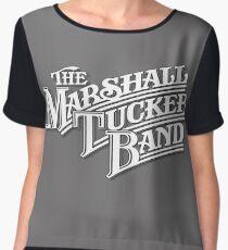 marshall tucker band logo Chiffon Top
