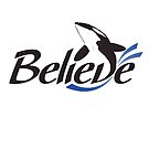 Trua Believe Logo by tessanicole