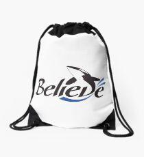 Trua Believe Logo Turnbeutel