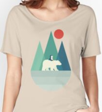 Bear You Women's Relaxed Fit T-Shirt