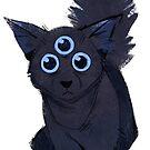 Scaredy Cat by jeniak
