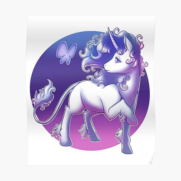 The Last Unicorn Poster