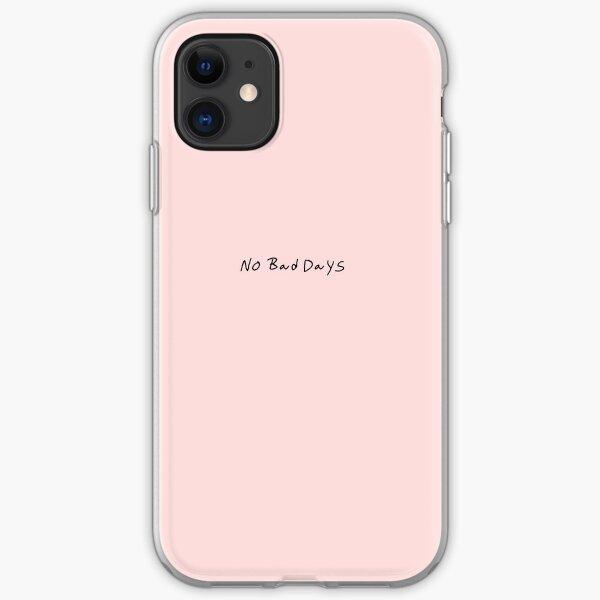 NO BAD DAYS  iPhone Soft Case