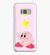 Watercolour Kirby! Samsung Galaxy Case/Skin