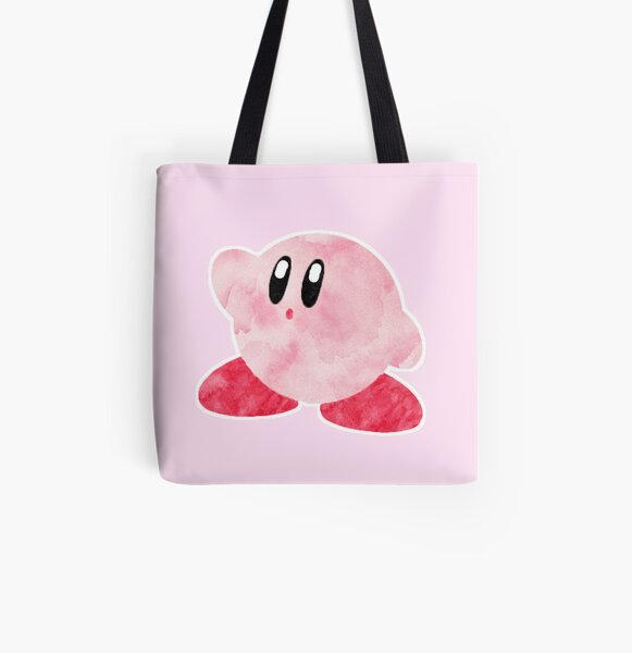 Watercolour Kirby! All Over Print Tote Bag