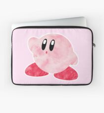 Watercolour Kirby! Laptop Sleeve