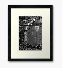 11 Framed Print