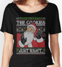 When They Bake The Cookies Just Right... Women's Relaxed Fit T-Shirt
