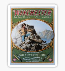 Winchester Sticker