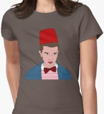 Stranger Things Eleven 11th Doctor T-Shirt