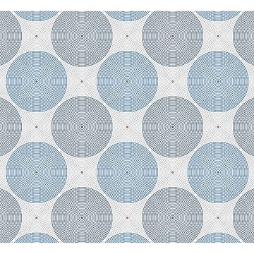 OpArt Grey by DionisiSandra