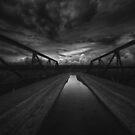Troubled Bridge by IanMcGregor