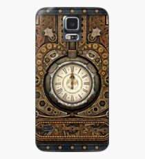 Steampunk Vintage Time Machine Case/Skin for Samsung Galaxy