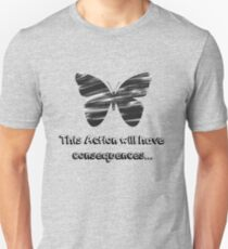 Butterfly - This Action Will Have Consequences -Life is Strange T-Shirt