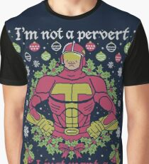I'm Not A Pervert Graphic T-Shirt