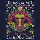 I'm Not A Pervert by Punksthetic